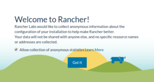 Welcome to Rancher